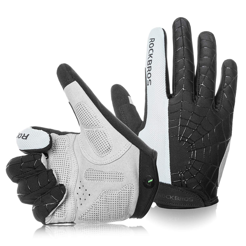 SiFar Unisexe Gants de Fitness Randonn/é Camping Ultra Doux Confort Coupe-Vent Respirant compatibles /écran tactile Gants pour Cyclisme XL Combat