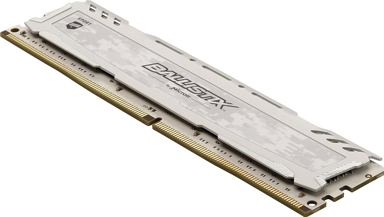 Crucial Ballistix Sport LT 8GB 2400 MHz DDR4