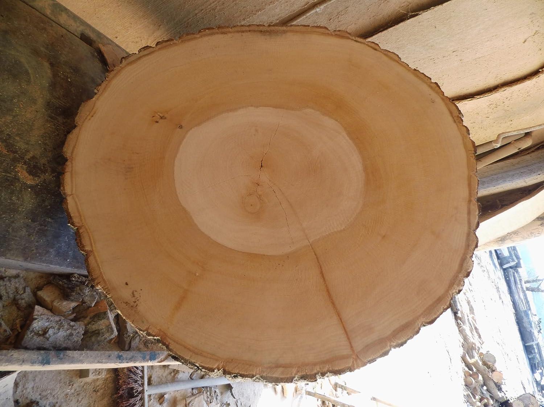 Baumscheibe Holzscheibe Ca 50x5 Cm Basteln Holz Linde