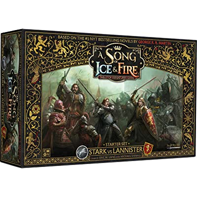 A Song Of Ice & Fire: Toys & Games