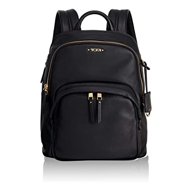 cee22ec67 TUMI - Voyageur Dori Small Leather Laptop Backpack - 12 Inch Computer Bag  For Women -