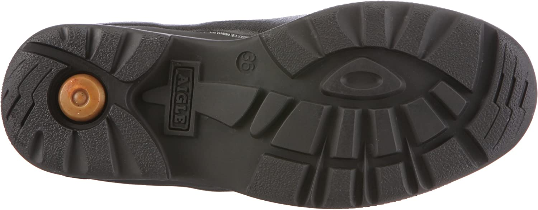 Aigle Rboot, Chaussures Multisport Outdoor Mixte Adulte Noir (Black)