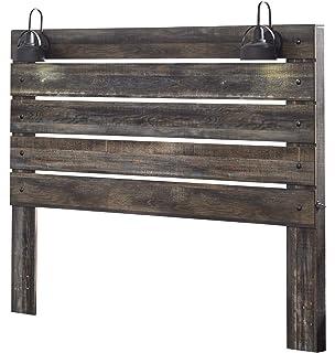 Excellent Amazon Com South Shore Gloria Headboard With Lights King Spiritservingveterans Wood Chair Design Ideas Spiritservingveteransorg