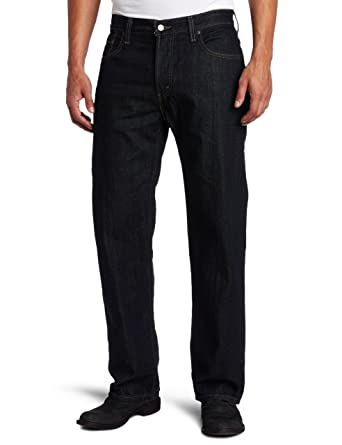 1daed778 Levi's Men's 559 Relaxed Straight Fit Jean - 30W x 34L - Tumbled Rigid at  Amazon Men's Clothing store: