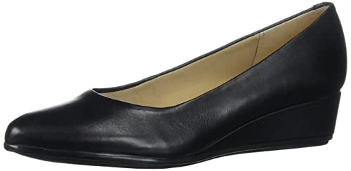 Easy Spirit Women's Avery,Black Leather,US ...