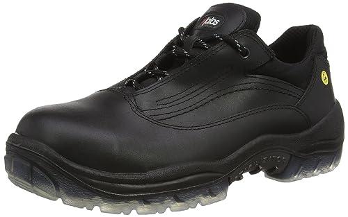 Calzado de Seguridad Jalas 3830 Negro Geox c S2: Amazon.es: Zapatos y complementos