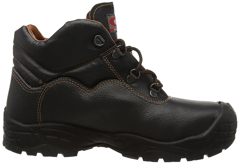 Cofra 22020–000.w40 Gr. 40 S3 UK SRC Level Sicherheit Sicherheit Level Schuhe – Schwarz - 5f23fd
