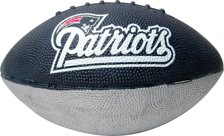 RAWLINGS New England Patriots Hail Mary - Balón de fútbol: Amazon ...