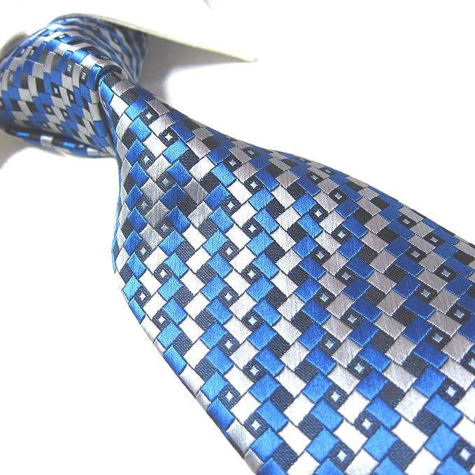 "Extra Long Tie Microfibre Florals Woven Jacquard Polyester XL Necktie 63/"""