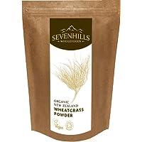 Sevenhills Wholefoods Neuseeland-Weizengras-Pulver Bio 500g