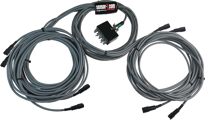 cannon plugs wire harness amazon com sensor 1 6 row planter harness for john deere monitor  sensor 1 6 row planter harness