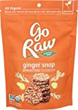 Super Cookies Ginger Snaps (Case of 12) 3 Ounces