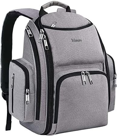 84786e33d9cf Buy Mancro Diaper Bag Backpack Online at Low Prices in India - Amazon.in
