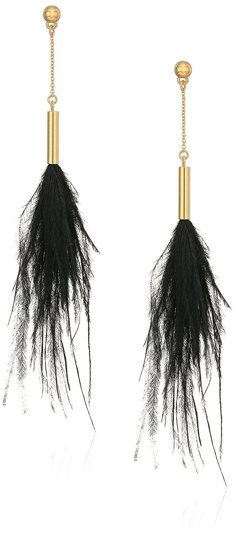 dear drew by drew barrymore nolita mismatch enamel drop earrings 010810012K960
