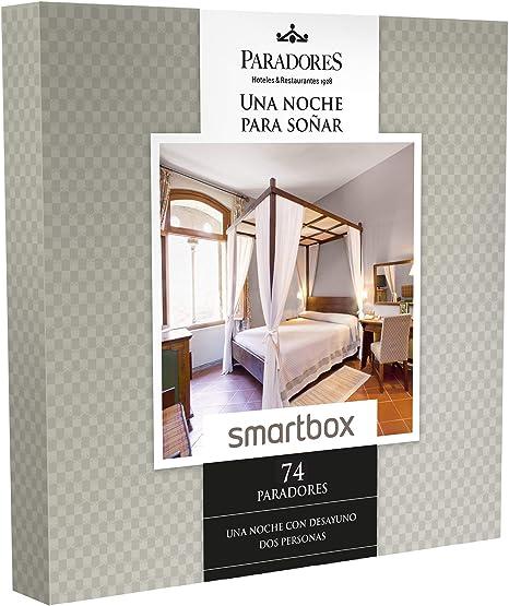 Smartbox - Caja Regalo - PARADORES: UNA Noche para SOÑAR - 74 ...