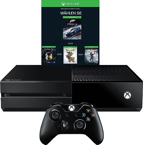 Xbox One 500GB Wähl-Dein-Spiel-Bundle [Importación Alemana]: Amazon.es: Videojuegos