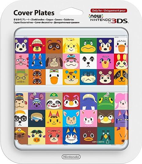 Amazon.com: New Nintendo 3DS placa de la cubierta Nº 068 ...