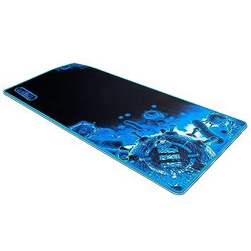 Enhance Tapis De Souris Gaming Xl Surface Tissu Anti Friction Base