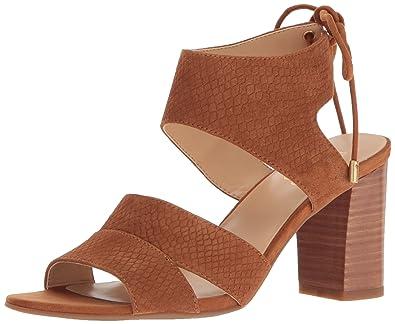 3600e97ae4 Amazon.com   Franco Sarto Women's Gem Heeled Sandal   Heeled Sandals