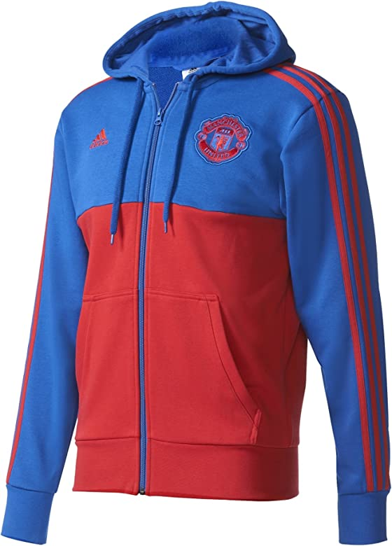 Hombre adidas MUFC TRG Top Sudadera Manchester United FC