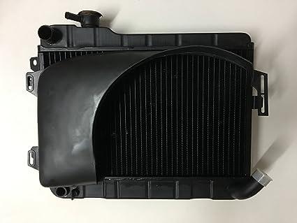 Radiator Cover Lada 2101, 2103, 2106/Cover Radiador Lada 2101, 2103,
