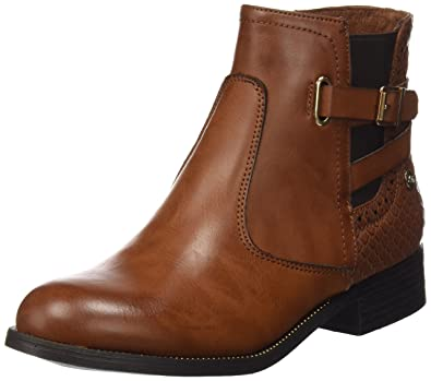 6c2f40e9039e Xti 047381, Bottines Femme: Amazon.fr: Chaussures et Sacs