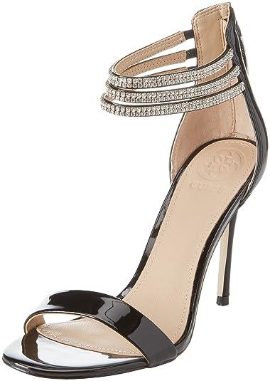 FemmeAmazon Guess Bride SandalEscarpins Footwear Arriere Dress cl1FuK5TJ3