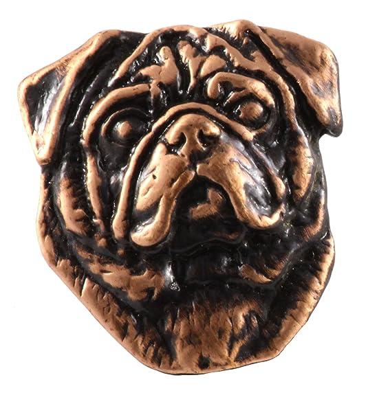 Broche Pug