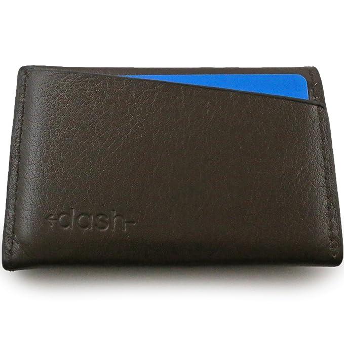 DASH - Cartera para hombre, tamaño pequeño, diseño de ...