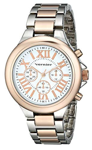 esRelojes Reloj Vernier Vnr11157ttrAmazon Reloj Para Vnr11157ttrAmazon Vernier Vernier Para esRelojes Reloj kZTPXiOu