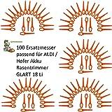 Metall Sägeblatt (HSS 150 mm/18) für das Akku Kombigerät AKG ...