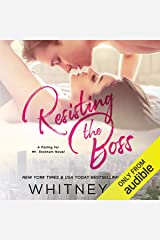 Resisting the Boss: Mid Life Love Audible Audiobook