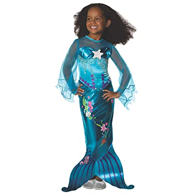 Rubies Magical Mermaid Costume, Medium: Toys & Games