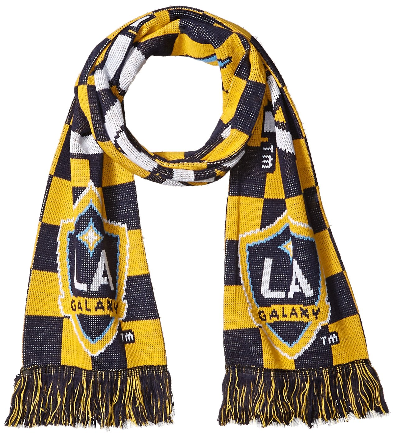 Ruffneck Scarves LA Galaxy Official MLS Scarf 9 Designs