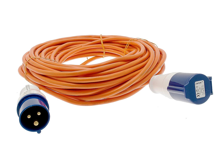 Maypole 377 - Cable alargador para caravanas (25 m) Maypole Limited MP377