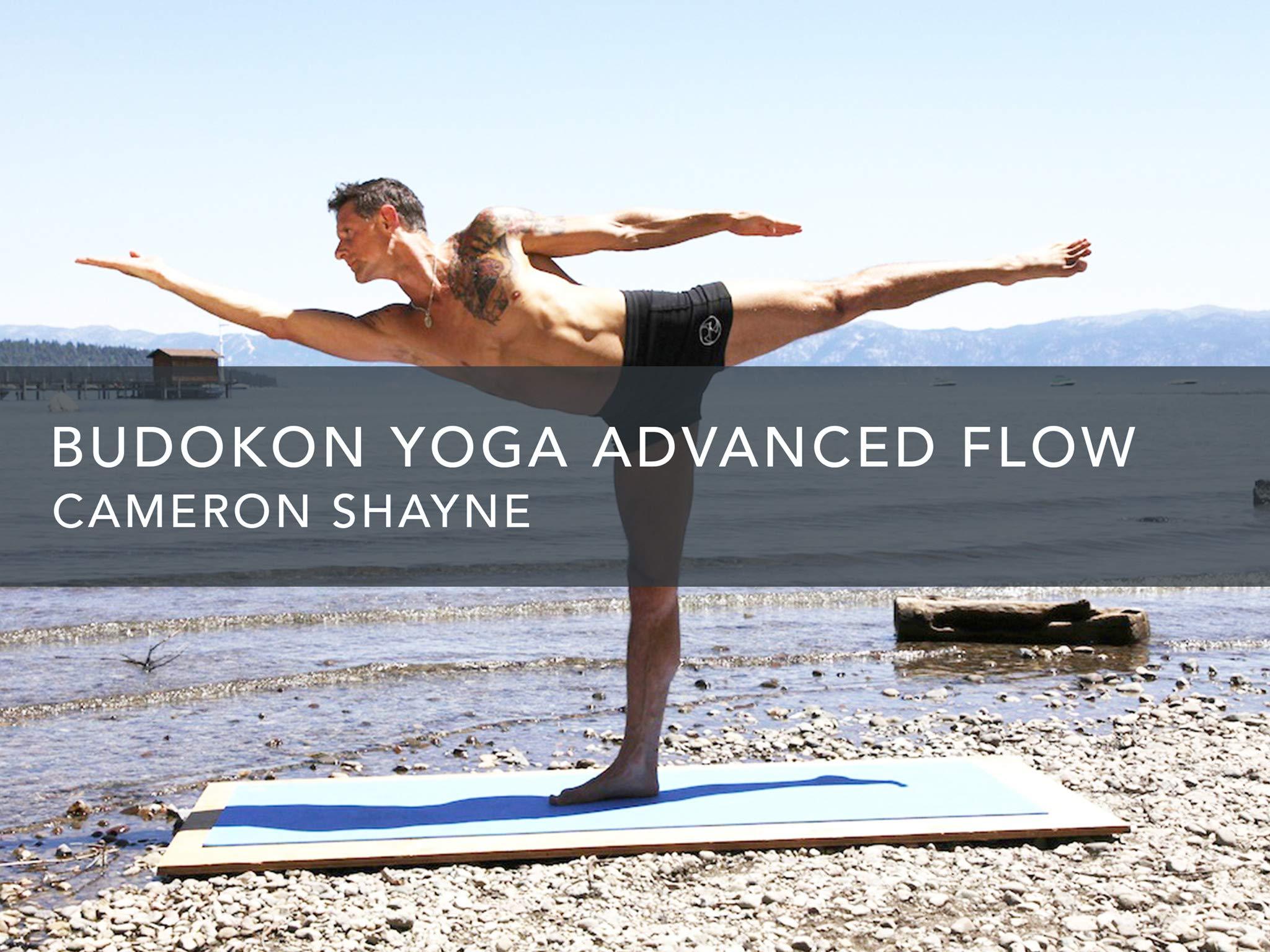 Amazon.com: Budokon Yoga Advanced Flow: Cameron Shayne, Gaia
