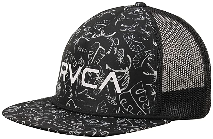 af6f0fd972307 RVCA Men s Foamy Trucker HAT