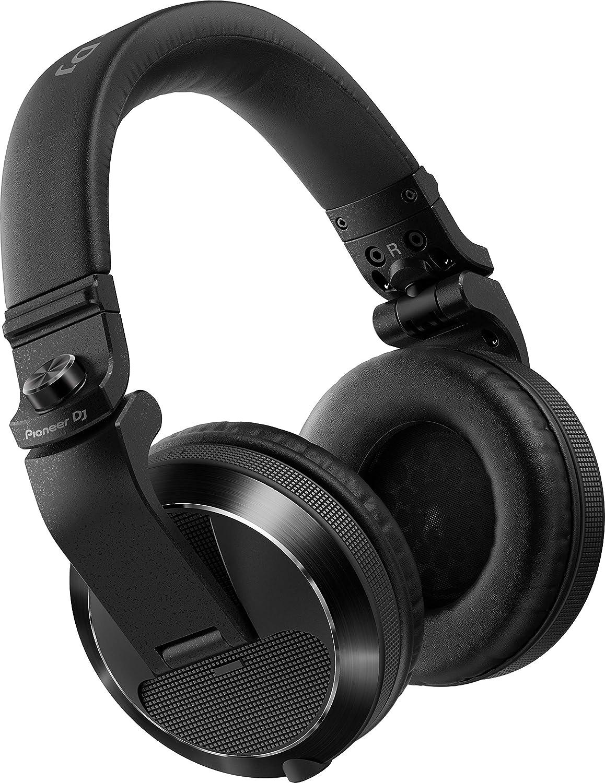 Pioneer DJ プロフェッショナルDJヘッドホン HDJ-X7-K  ブラック B075GRL4HF