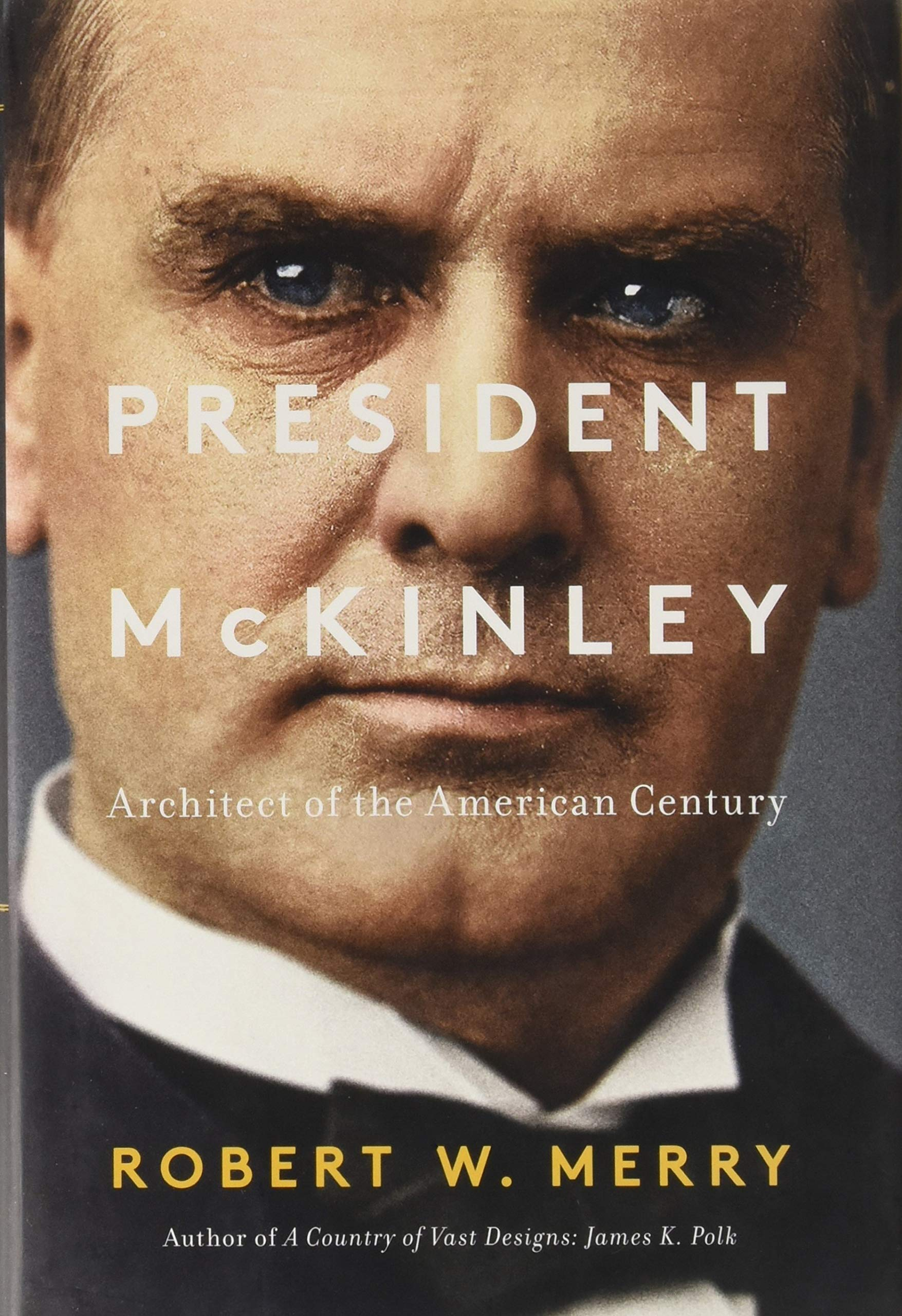 Reminder Dont Let Kids Or Presidents >> Amazon Com President Mckinley Architect Of The American Century