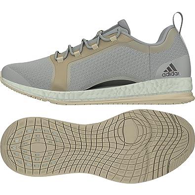 in stock 6d998 634c8 adidas Damen Pure Boost X Tr 2 Fitnessschuhe Grau (GridosFtwblaLino 000