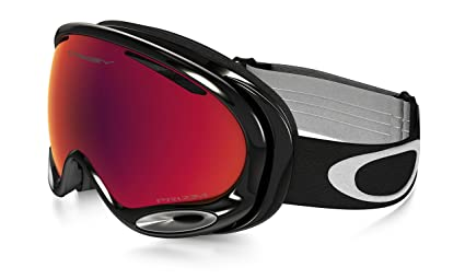 a29abec7b158 Oakley A-Frame 2.0 Prizm Womens Snow Snowmobile Goggles Eyewear - Jet Black  Prizm
