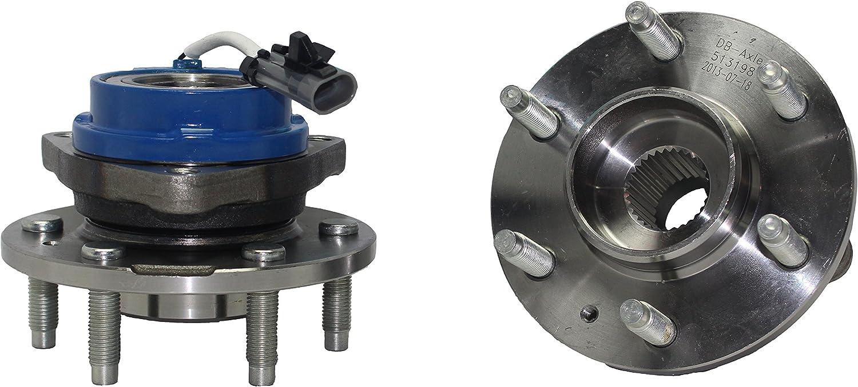 FRONT Wheel Hub Bearing Assembly for CADILLAC CTS SRX STS RWD