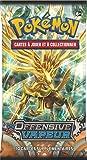 Asmodée - POXY1102 - Pokémon Offensive Vapeur - Booster - Modèle aléatoire