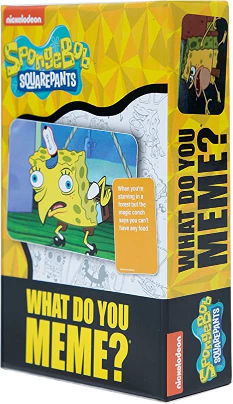 Spongebob Squarepants: What Do You Meme?