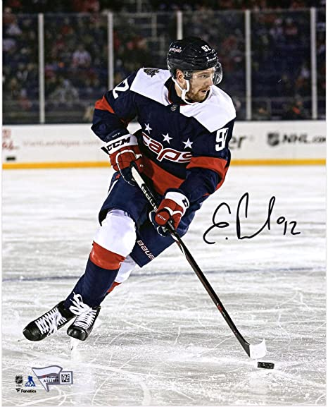 Image Unavailable. Image not available for. Color  Evgeny Kuznetsov  Washington Capitals Autographed 8 quot  x 10 quot  Stadium Series ... d4fd353f1