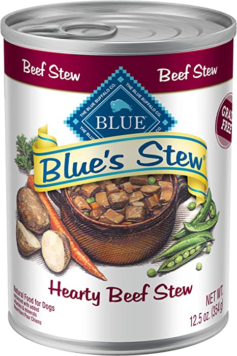 The Best Blue Buffalo Canned Dog Food Chunks