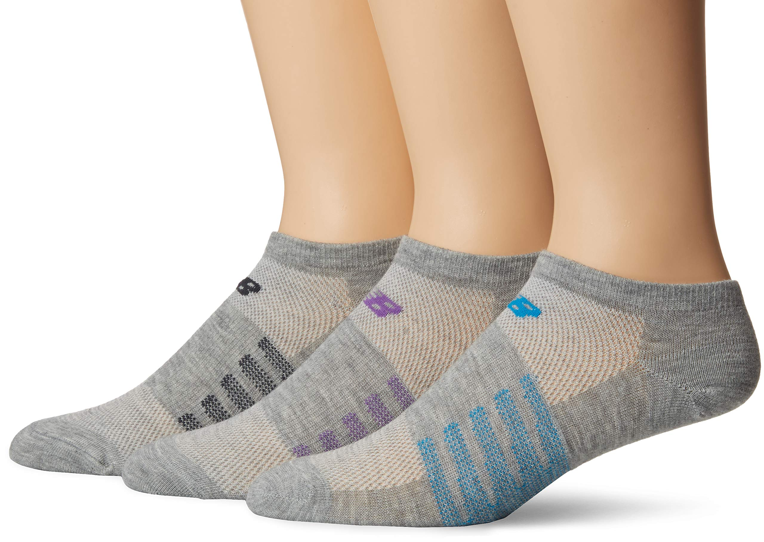 New Balance No Show Socks (6 Pack)