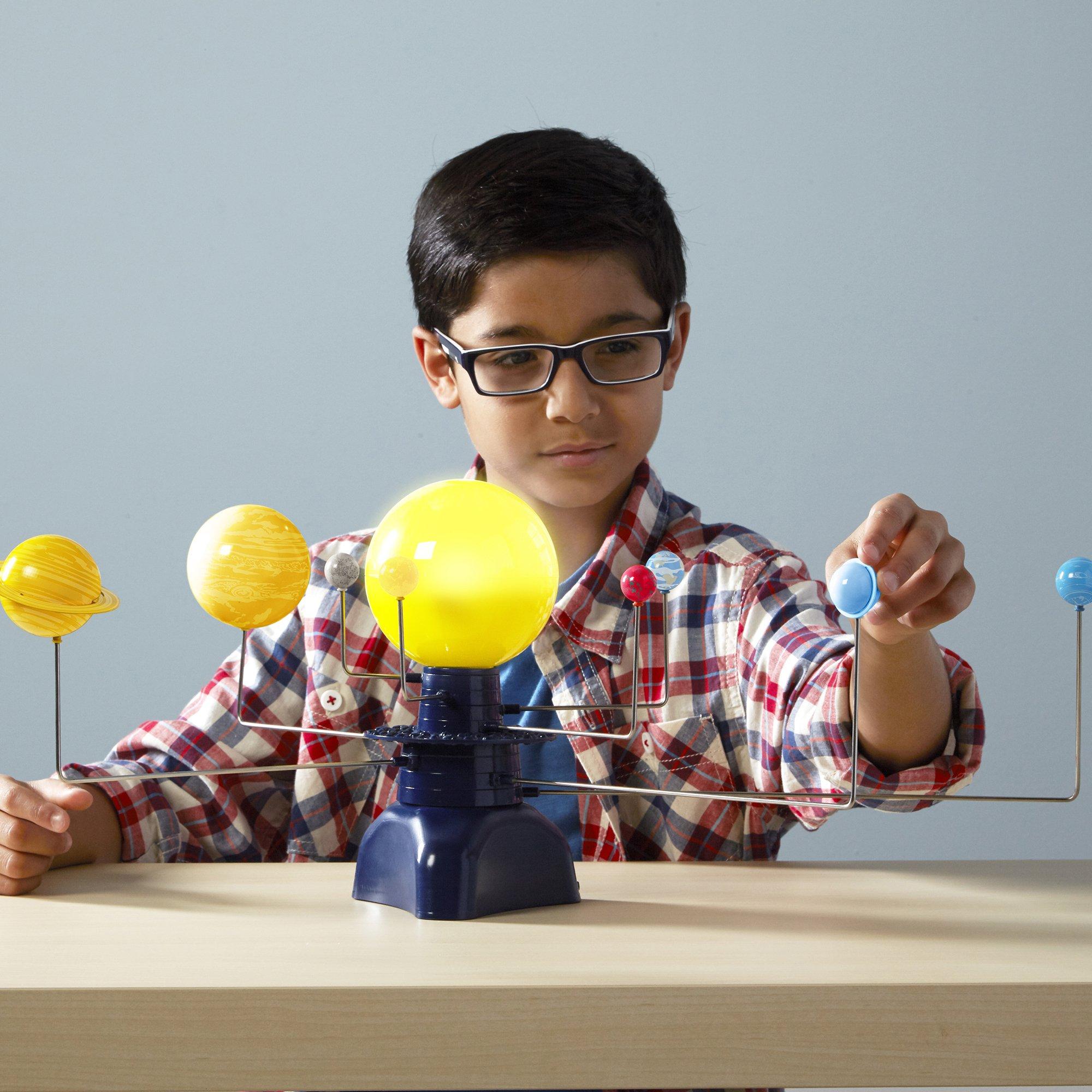 Educational Insights Geosafari Motorized Solar System Science Kit by Educational Insights (Image #2)