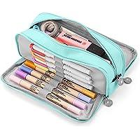 KidsPark Estuche Escolar con 3 Compartimentos, Estuche Escolar Grande Capacidad, Estuche Lapices Organizador Estuche de…