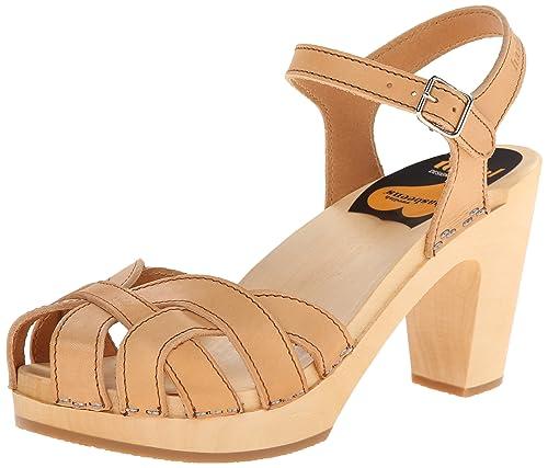 HasbeensBraided High Sandali Estate amazon Swedish beige Aperta shoes donna Punta a FawPdq
